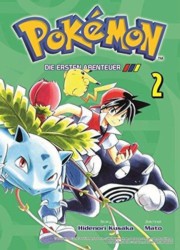 Pokémon - Die ersten Abenteuer: Bd. 2