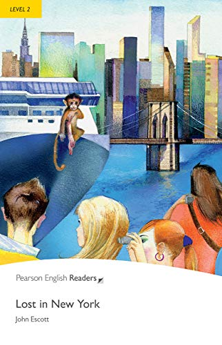 Level 2: Lost In New York (Pearson English Graded Readers) (English Edition) PDF Books