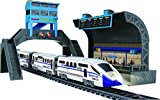 #4: Power Train Turbos Train Station Starter Set, Multi Color