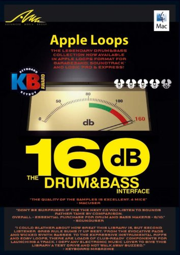 AMG 160dB: The Drum&Bass Interface
