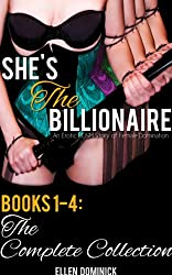 She's the Billionaire: The Complete Collection
