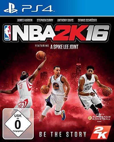 Nba 16 (NBA 2K16 - [PlayStation 4])