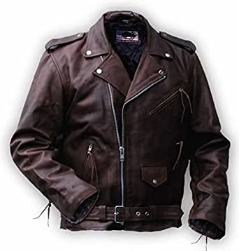 Noble house leather jackets