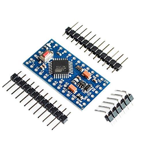 DollaTek PRO Mini Enhancement ATMEGA328P 16MHz 5V Compatible con Arduino PRO Module TE362