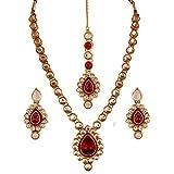 I Jewels Traditional Gold Plated Kundan ...