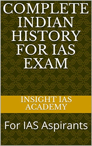Complete indian history for ias exam for ias aspirants ebook complete indian history for ias exam for ias aspirants by academy insight ias fandeluxe Choice Image