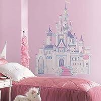RoomMates - Adesivi da parete con castello delle principesse (Disney Castello)