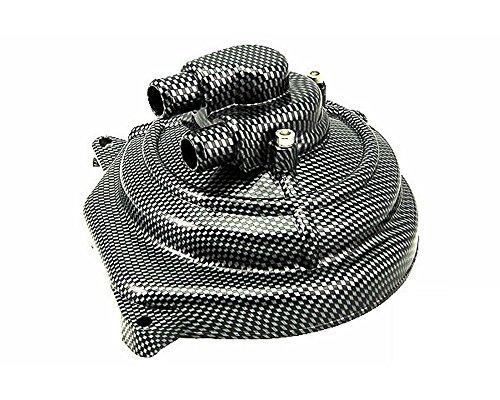 Wasserpumpe komplett Carbon inkl. Lager und Rad für BETA Ark 50 LC TYP:BS4