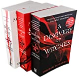 All Souls Trilogy Collection Deborah Harkness 3 Books Set (The Book of Life, Shadow of Night, A discovery of witches​)