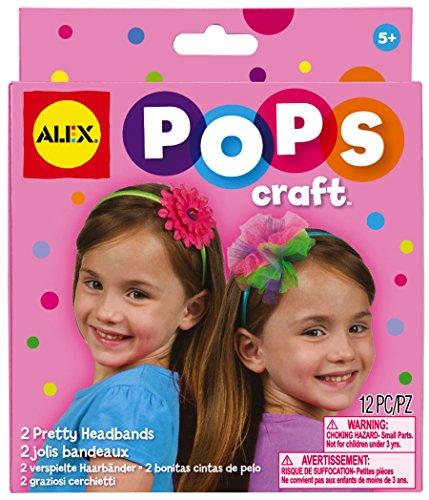 Alex Toys Craft - 1198 - Créer 2 Ravissants Serre-têtes