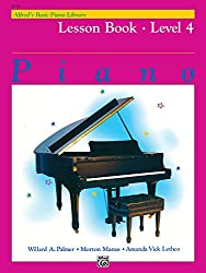 Alfred's Basic Piano Lesson Book 4 --- Piano - Palmer, Manus & Lethco --- Alfred Publishing