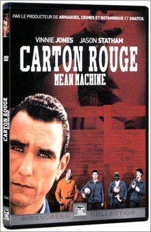 Carton rouge - mean machine [Edizione: Francia]