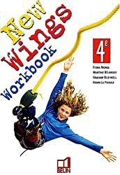 Anglais 4e New Wings : Workbook