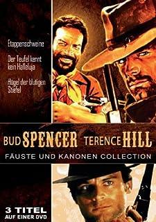 Bud Spencer und Terence Hill - Fäuste und Kanonen - Collection (Etappenschweine/Der Teufel kennt kein Halleluja/Hügel der bluti