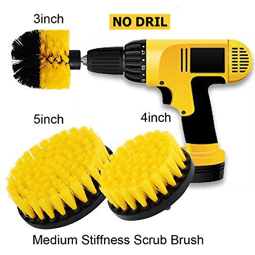 Oxoxo drill Brush -2