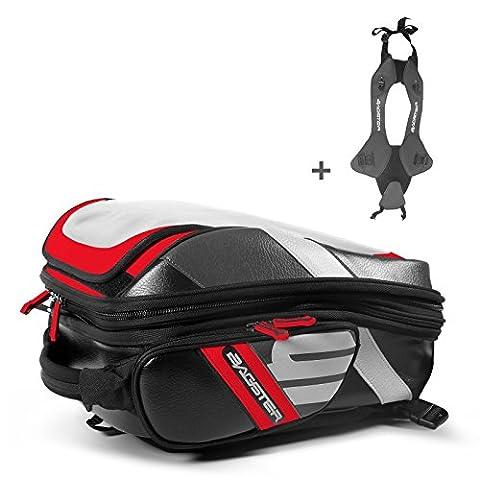 Sacoche De Reservoir Ducati - Sacoche de Réservoir Ducati Scrambler Bagster Stunt