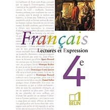 Français 4e : Lecture et expression (livre de l'élève)
