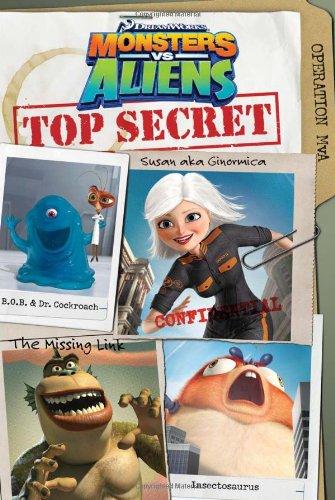Top Secret (Monsters vs Aliens)