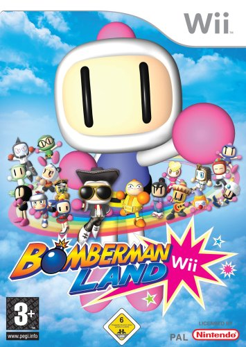 EIDOS GmbH Bomberman Land Wii