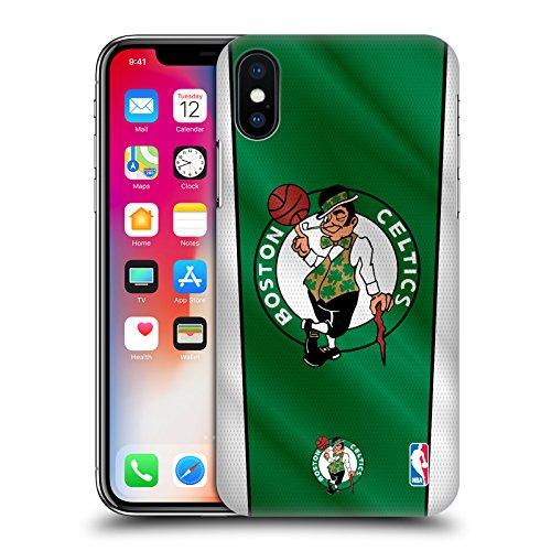 Offizielle NBA Einfach Boston Celtics Ruckseite Hülle für Apple iPhone 6 / 6s Banner