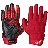 Leicht gepolsterte Multiposition Football Handschuhe Full Force Player