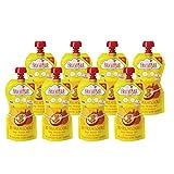 FruchtBar Bio Erfrischungsgetränk Mango Maracuja, 8x250ml