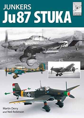 Craft Modell (Flight Craft 12: The Junkers Ju87)