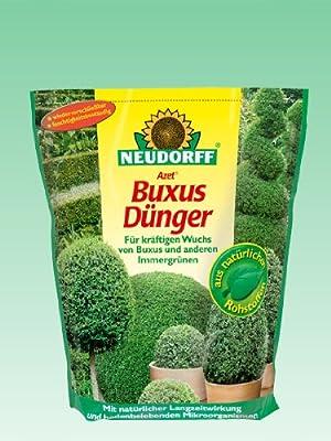 Neudorff 01229 Azet Buxusdünger, 750 g von Neudorff bei Du und dein Garten