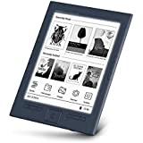 "Energy Sistem eReader Screenlight HD (6"", E-Ink Carta HD, Screenlight, 8 Go, bouton latéral tourner la page)"
