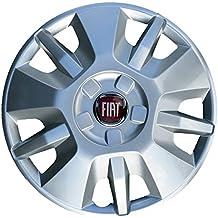 """Fiat 1374086080 - Tapacubos original para llantas de acero, Fiat Ducato, 1 unidad, 15"""", nuevo"""