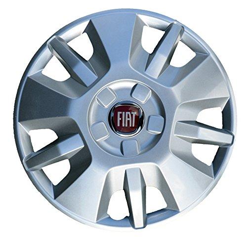 Fiat 1374086080-1 coprimozzo originale Fiat Ducato, 38 cm, per cerchione, nuovo