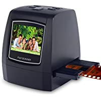 rybozen portable haute résolution 22MP tout-en-un Scanner de film et de Dia pour films, Négatifs Et Des diapositives de 35mm–Super 8, 110et 126Convertisseur de film pour numérique