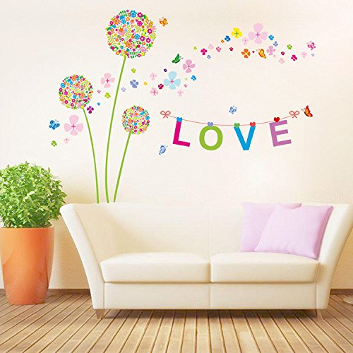 ferris-store-cartoon-colorful-dandelion-and-love-pvc-home-living-room-tv-background-wall-stickers-wa