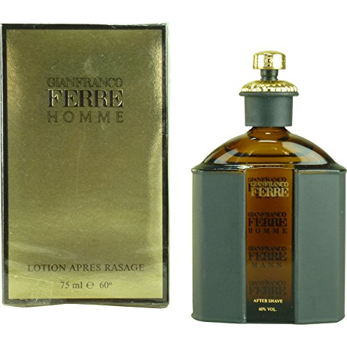GIANFRANCO FERRE FOR MAN AFTER SHAVE 75 ML RARO
