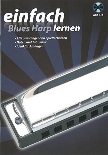 Fácil Blues Harp Aprendizaje