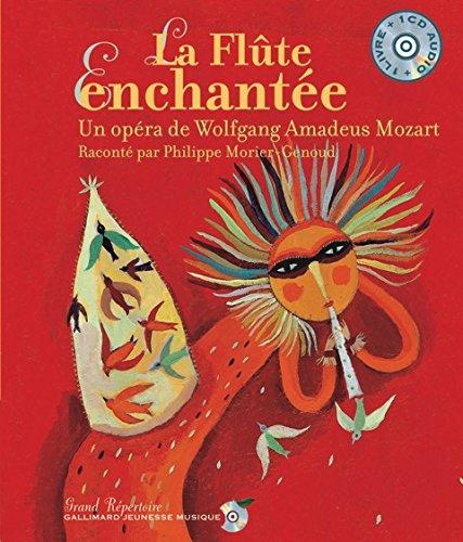 La Flûte enchantée (1 livre + 1 CD audio) par Collectif
