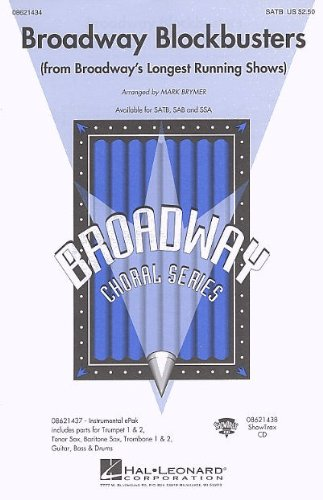 broadway-blockbusters-medley-satb-partitions