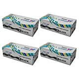 Power of Colours 4 Compatible Noir Cartouches de Toner pour Epson AcuLaser M1200 (3200 Pages)