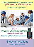 JEE (Mains + Advance) class XII STUDY MA...