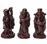 Fuk Luk Sau - Les 3 Dieux de Santé, Richesse Et Bonheur...