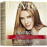 Revlon Frost & Glow Highlighting Kit, Medium to Dark Brown Hair 2470-06 1 ea