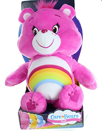 Image of Care Bears Boxed Toy - 12 Inch Cheer Bear Super Soft Plush