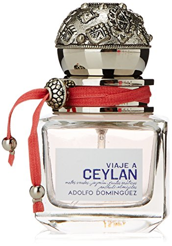 Adolfo Dominguez Viaje A Ceylan Woman Eau De Toilette Spray 50ml