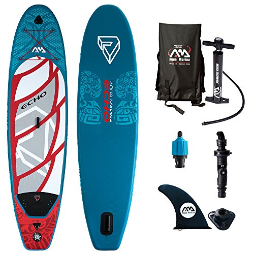 "Stand Up Paddle gonflable Aquamarina Echo - 2018 - 10'6"" x 32"" x 4"""