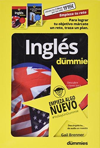 Pack Inglés para Dummies #EmpiezaTuReto por Varios autores