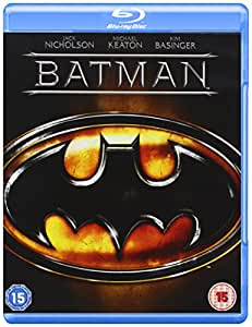 Batman [Blu-ray] [Import anglais]
