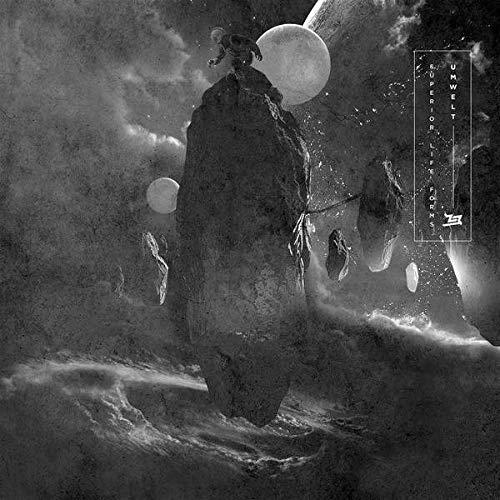 Umwelt - Superior Life Forms - Midnight Shift Records - MNSXLP0001 -