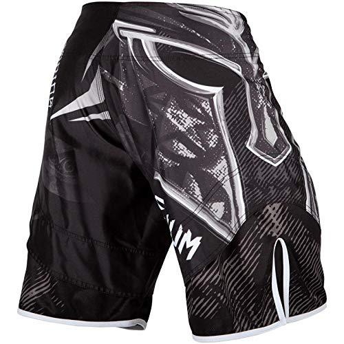 Venum MMA Shorts Gladiator - No Gi Jiu Jitsu Fight Fitness Grappling Jiu Jitsu Shorts Kurze Kampfsporthose für Herren (XL)