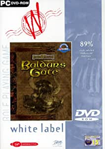 Baldur's Gate - White Label (PC DVD)