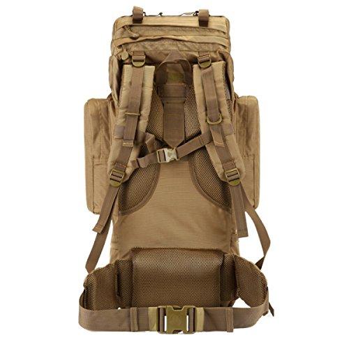 LAIDAYE Außentasche Bigbags Bergsteigen Reisetaschen Schultertaschen 5